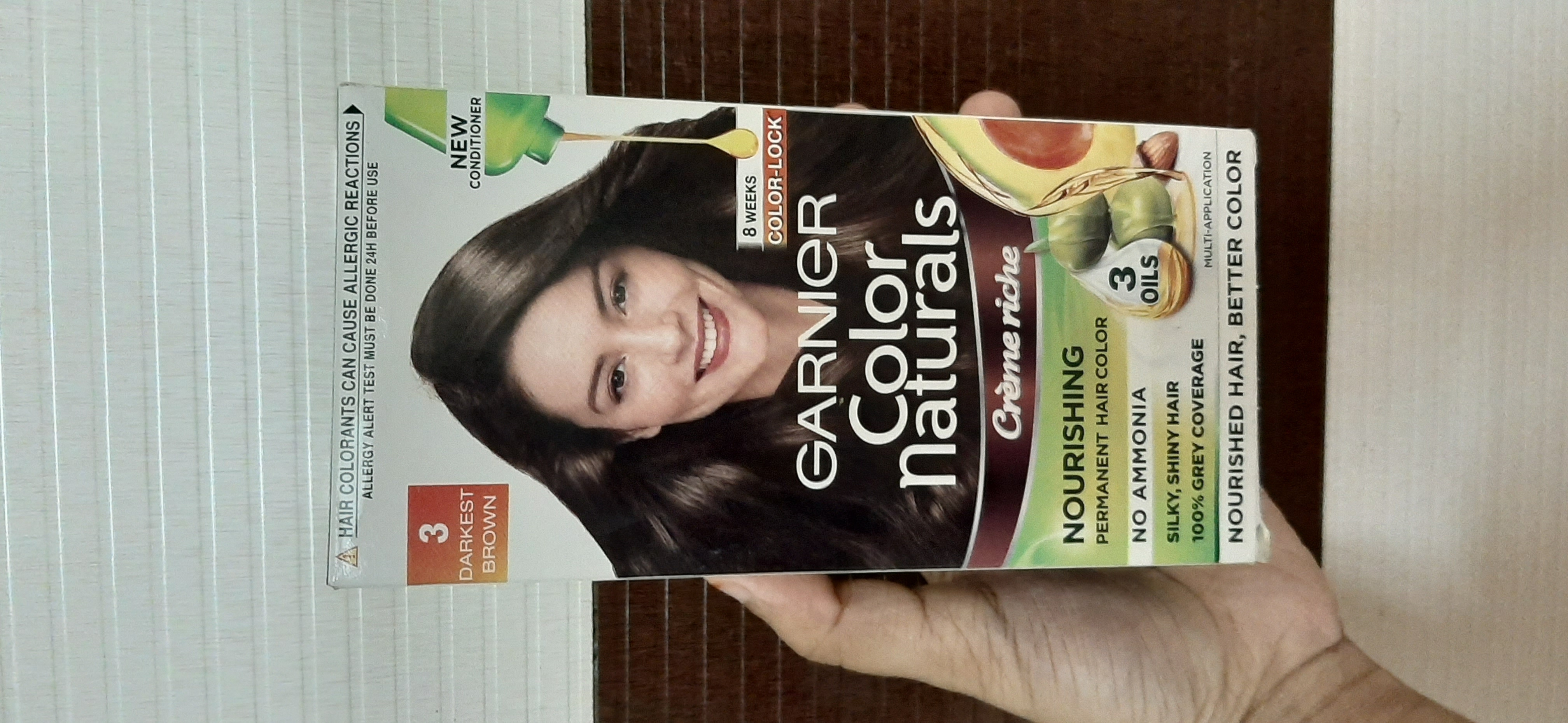 Garnier Color Naturals Creme Hair Color-Good product-By samira_haider-9