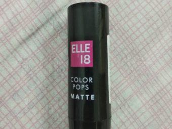 Elle 18 Color Burst Lipstick pic 1-Good product-By nayaab_petiwala