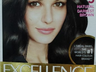 L'Oreal Paris Excellence Creme Hair Color -Hair Colour that stays for long-By shriya_saxena