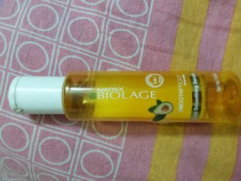 Matrix Biolage 6 In 1 Smooth Proof Deep Smoothing Serum pic 1-Keeps hair frizz free-By sobia_saman1