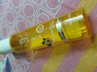 Matrix Biolage 6 In 1 Smooth Proof Deep Smoothing Serum pic 2-Keeps hair frizz free-By sobia_saman1