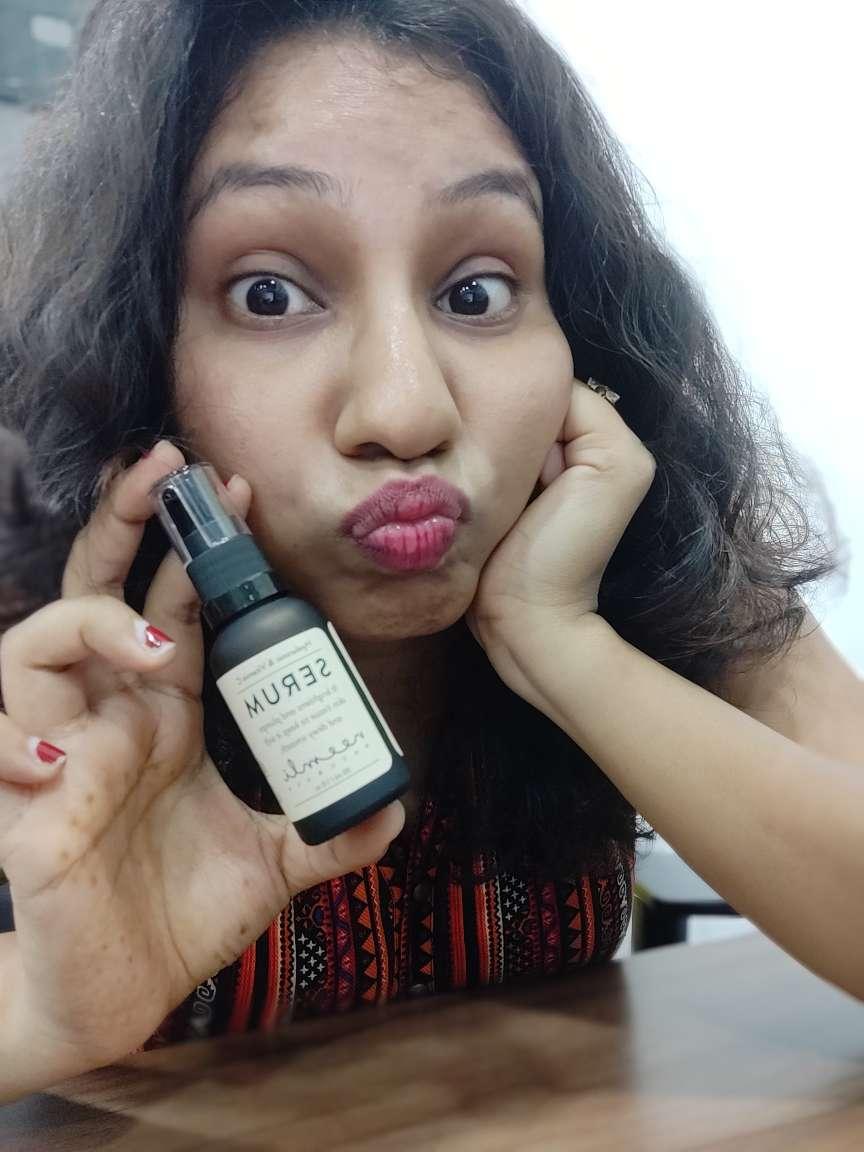 Neemli Naturals Hyaluronic & Vitamin C Serum pic 1-My Skins new Best Friend-By poornima_joshi1