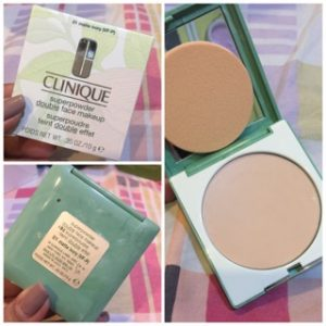 Clinique Superpowder Double Face Powder -Worth product-By famida_ansari