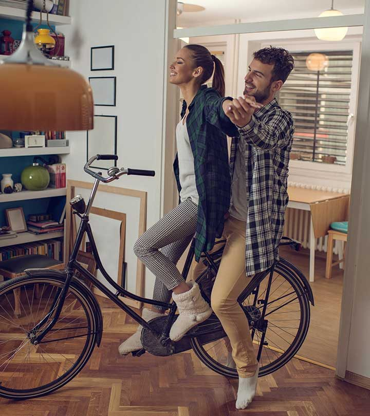 20 Stay-At-Home Date Ideas For Couples