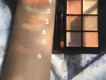 Maybelline New York Master Camo Color Correcting Kit pic 6-Creamy product-By sobia_saman1