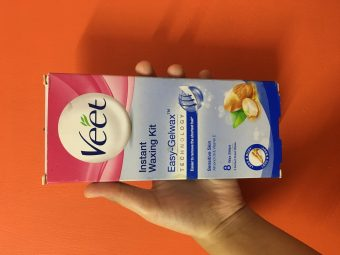 Veet Cold Wax Strips – Full Body Waxing Kit pic 1-Not for beginners-By sobia_saman1