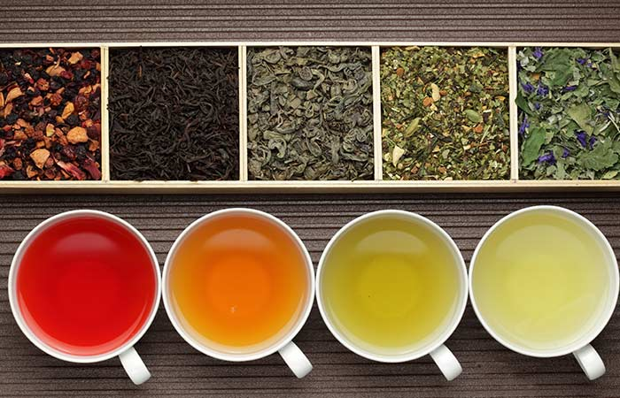 6 Teas That Help In Weight Loss, It's Better Than Your One Hour At Gym