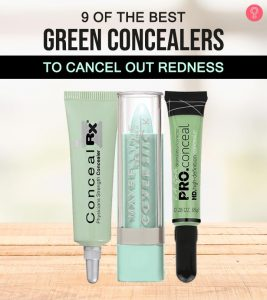 9 Of The Best Green Concealers To Cancel Out Redness