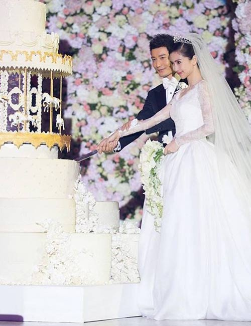 Angelababy Wedding Dress – $31 Million