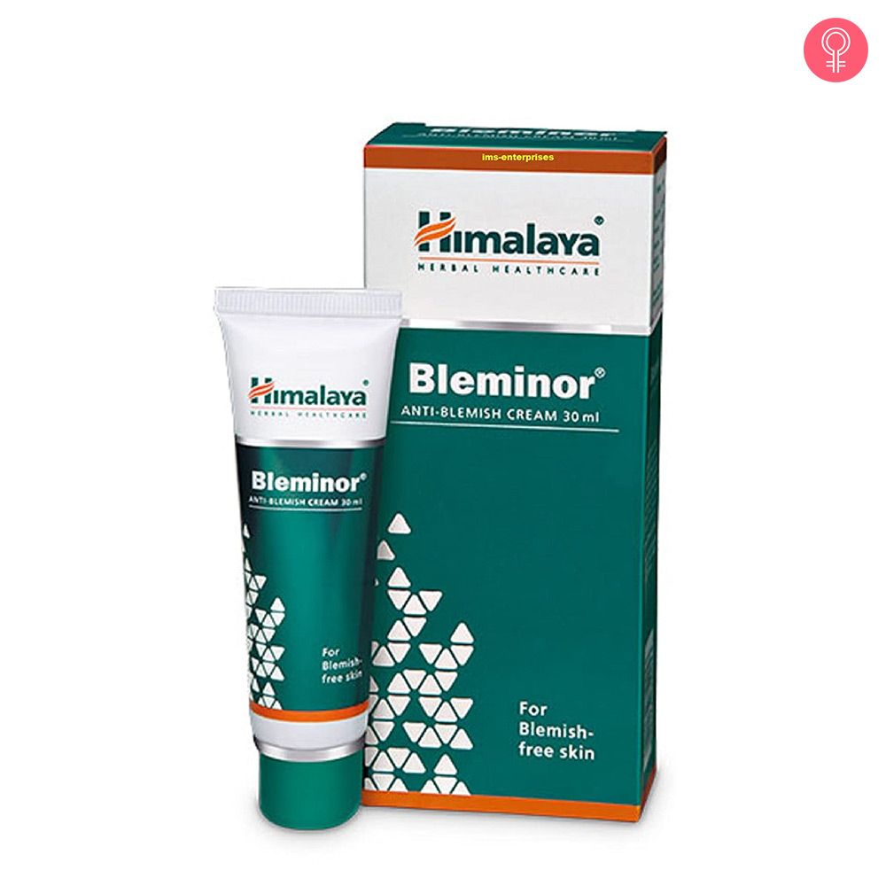 Himalaya Bleminor Anti-Blemish Cream