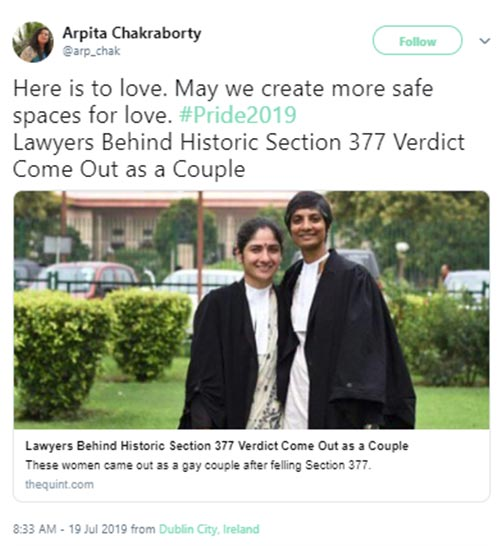 As The Lawyers Behind Sec 377 Verdict Come Out As A Couple2