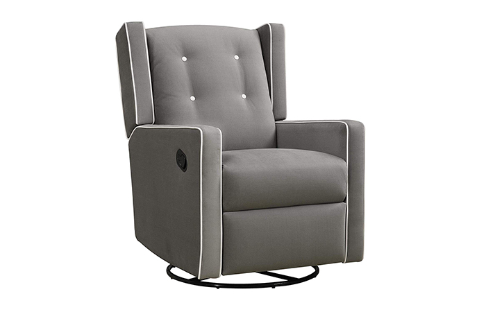 Baby Relax Mikeyla Swivel Pliming Recliner