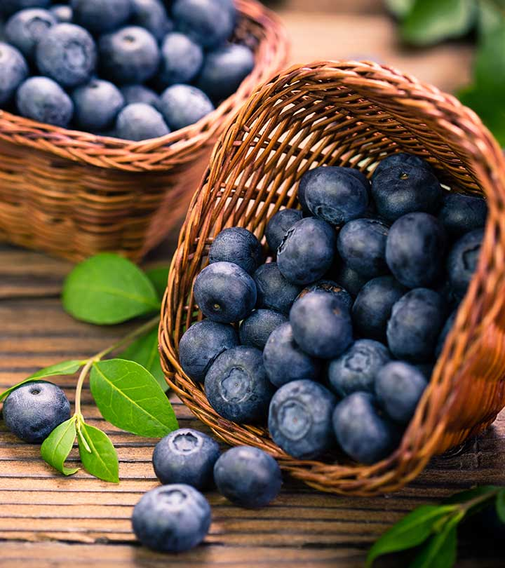 Blueberry Benefits and Side Effects in Hindi