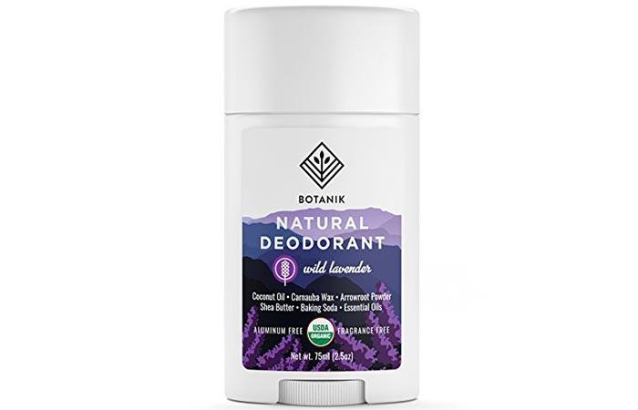 Botanik Natural Deodorant