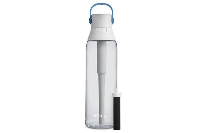 Brita 26 Ounce Premium Filtering Water Bottle