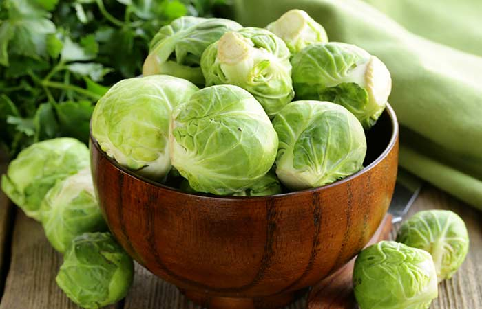 (Brussel Sprouts)