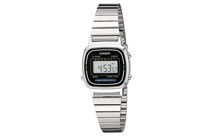 Casio Women's Daily Alarm Digital Watch
