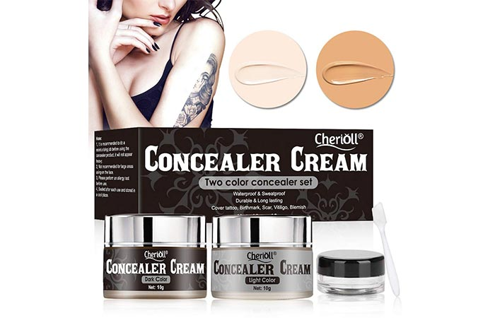 Cherioll Concealer Cream