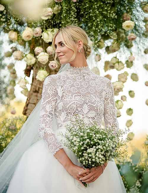 Chiara Ferragni's Wedding Dress – £704,000
