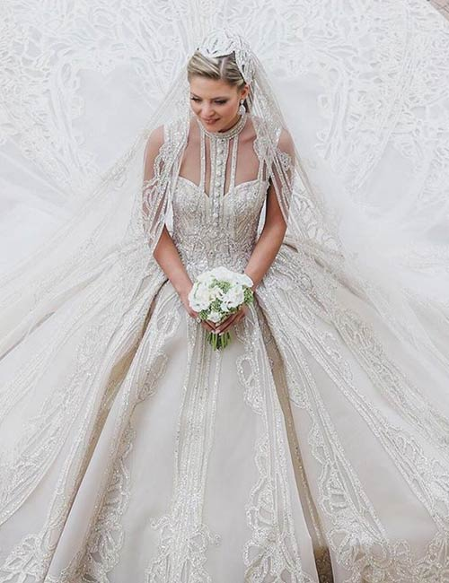 Christina Mourad Wedding Dress – $1 Million
