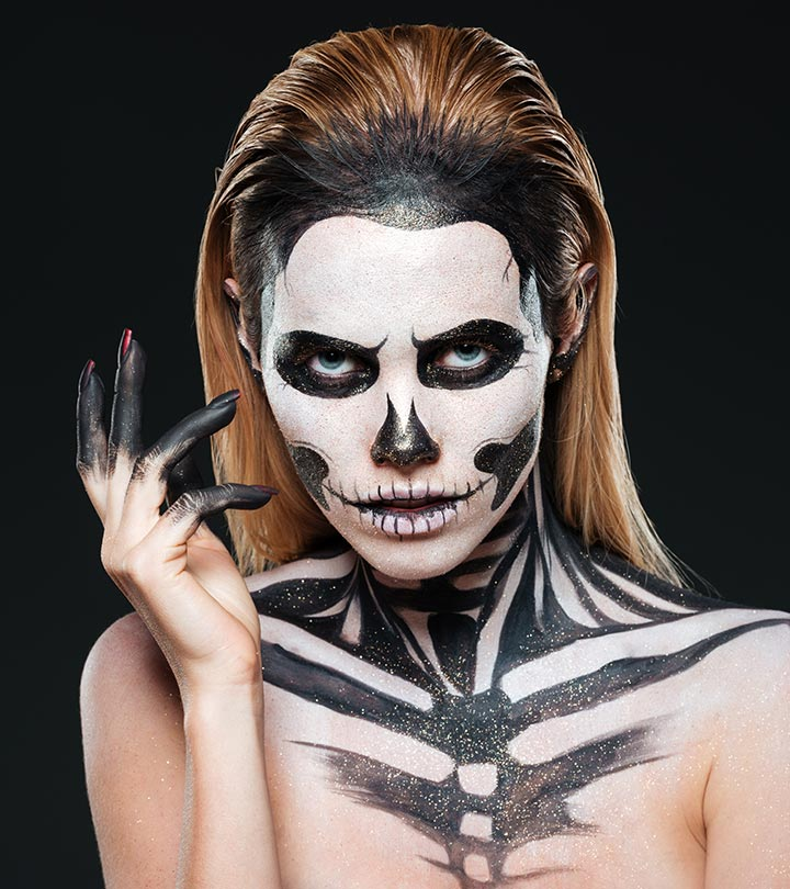 Crazy Halloween Makeup Ideas For 2019