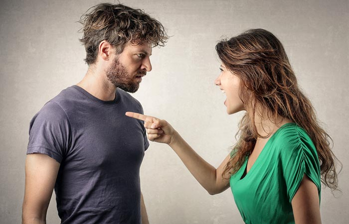 DON'T Name Call During Arguments