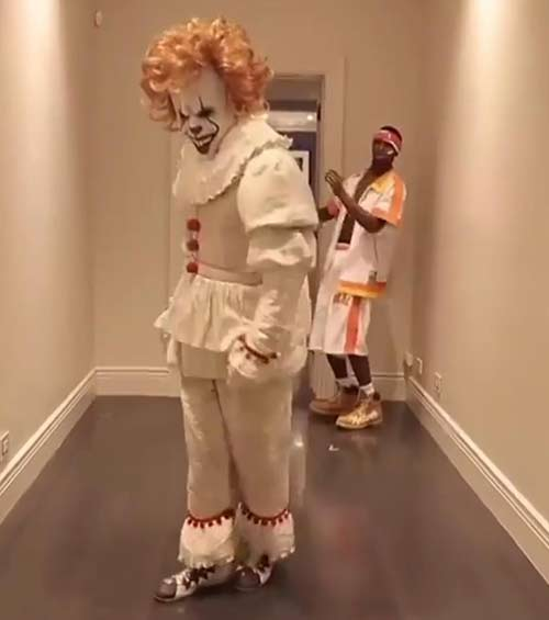 Diddy- Pennywise From It