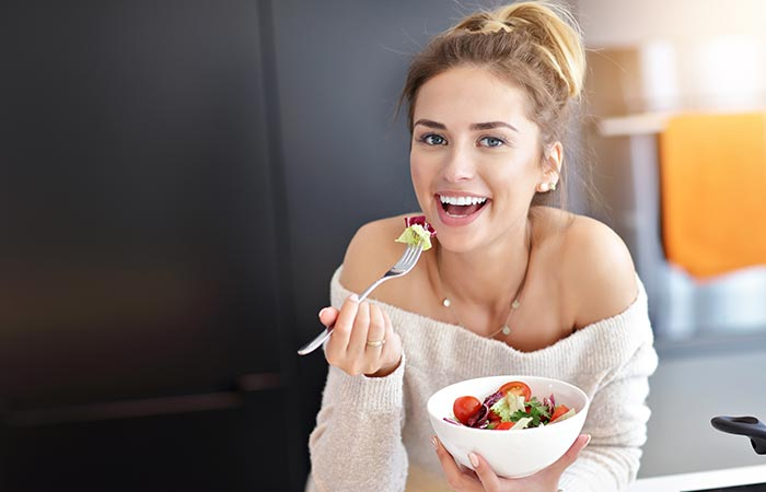 Don't Eat To Lose Weight. Eat For A Healthier Body And Mind