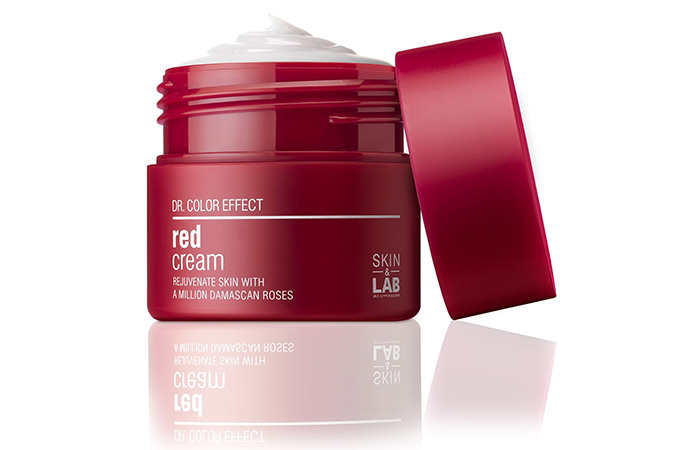 Dr. Color Effect Red Cream