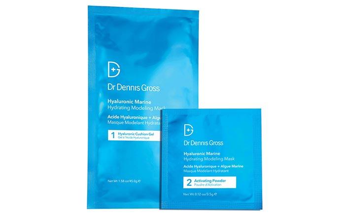Dr. Dennis Gross Hyaluronic Marine Hydrating Modeling Mask