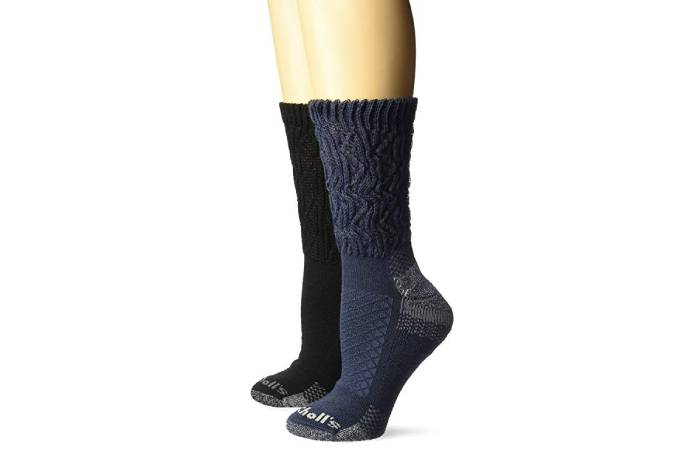 Dr. Scholl's Women's Advanced Relief Diabetic & Circulatory Crew Socks