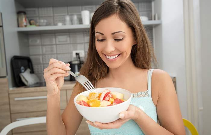 Eat A Fruit Everyday