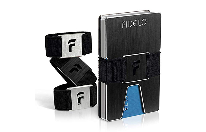 Fidelo Wallet And Credit Card Holder
