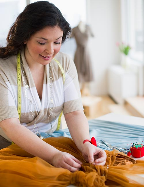 Get Your Clothes Tailored If You Are Overweight