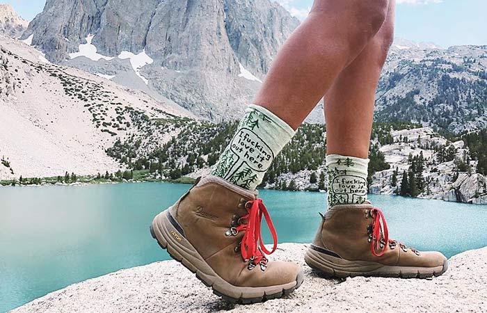 Hiking Socks2