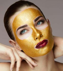 How To Do Gold Facial At Home in Hindi