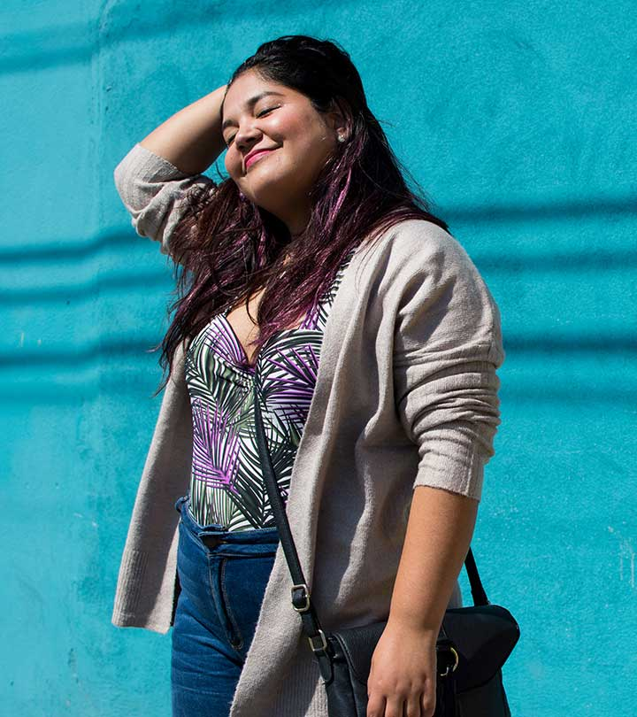 How To Dress If You Are Overweight