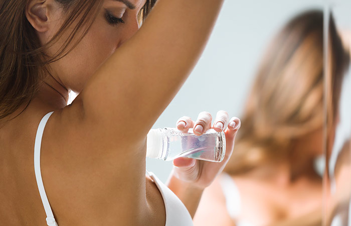 How to use antiperspirants and deodorants to get the most from them