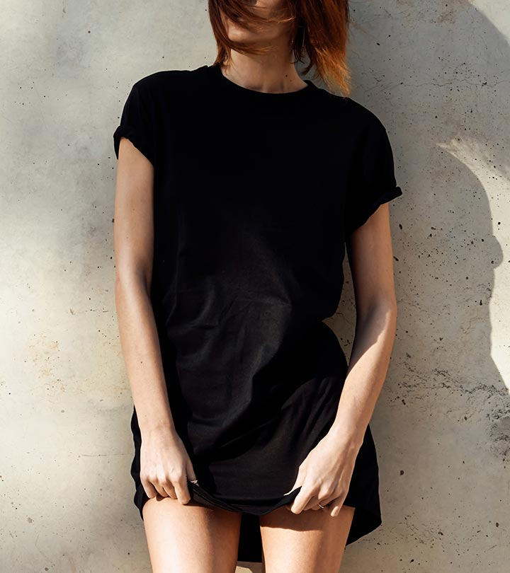 How To Wear An Oversized T-shirt – 15 Outfit Ideas