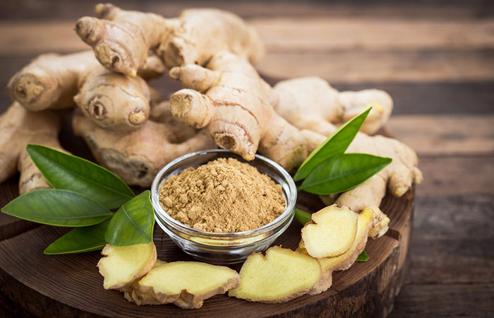 How to use ginger