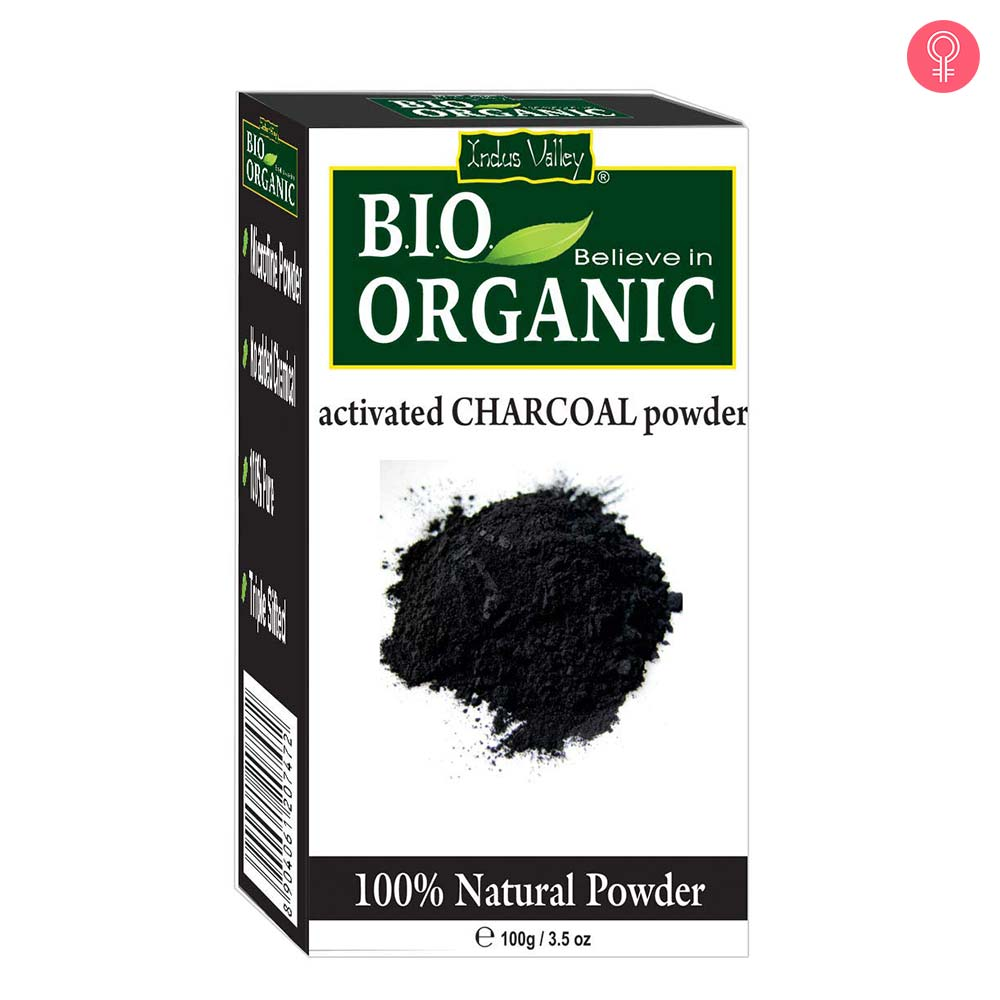 Indus Valley 100% Natural Activated Charcoal Powder