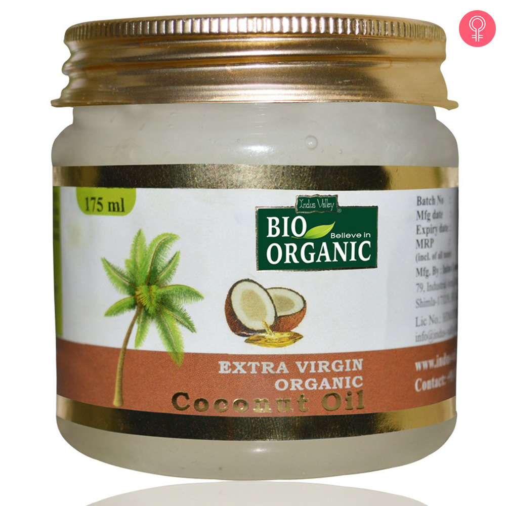 Indus Valley Bio Organic Extra Virgin Coconut Oil