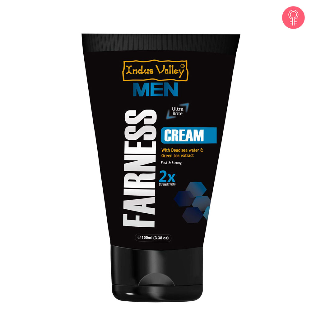 Indus Valley Men Fairness Cream For Natural Fair Look