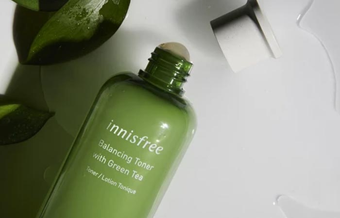 Innisfree Green Tea Balancing Toner