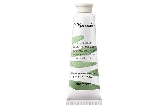 Innisfree Jeju Life Perfumed Hand Cream