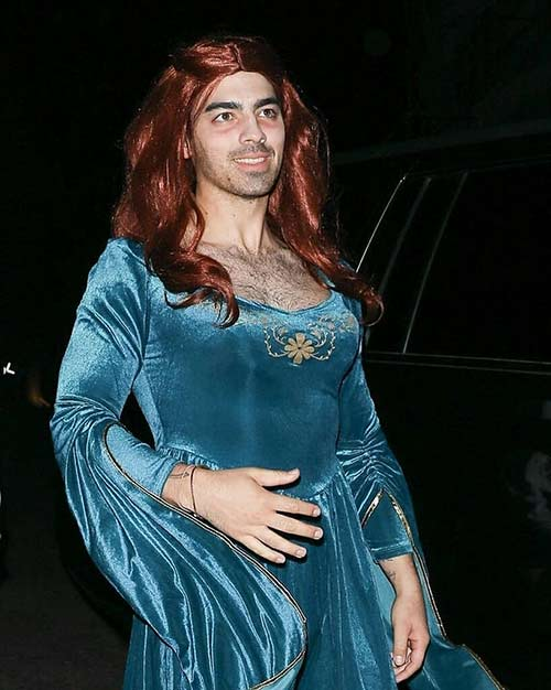 Joe Jonas- Sansa Stark From Game Of Thrones