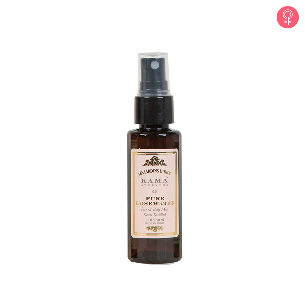 Kama Ayurveda Rose Water
