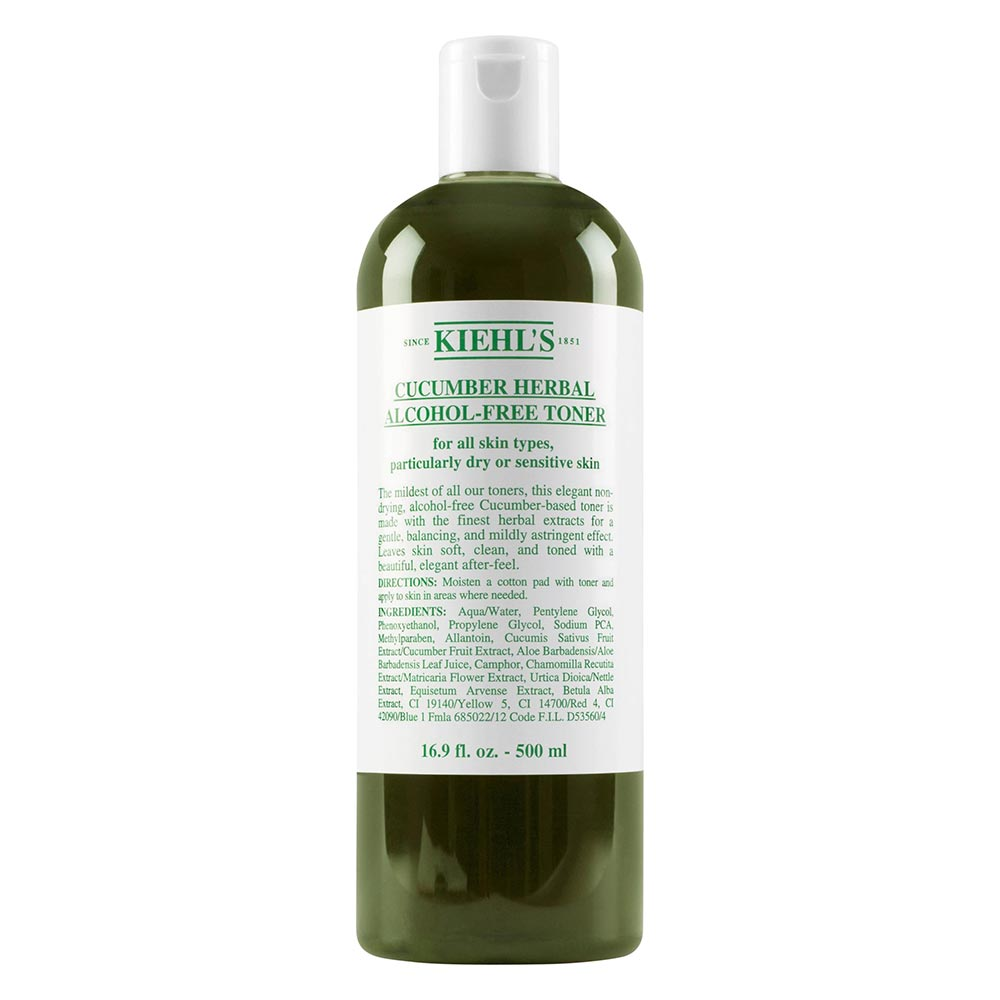 Kiehl's Cucumber Herbal Alcohol Free Toner