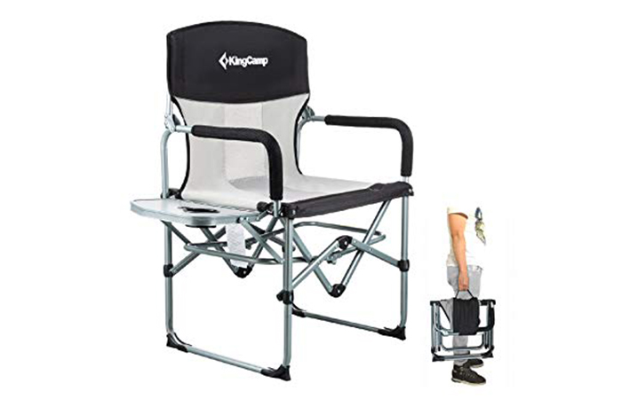 KingCamp Foldable Camp Chair