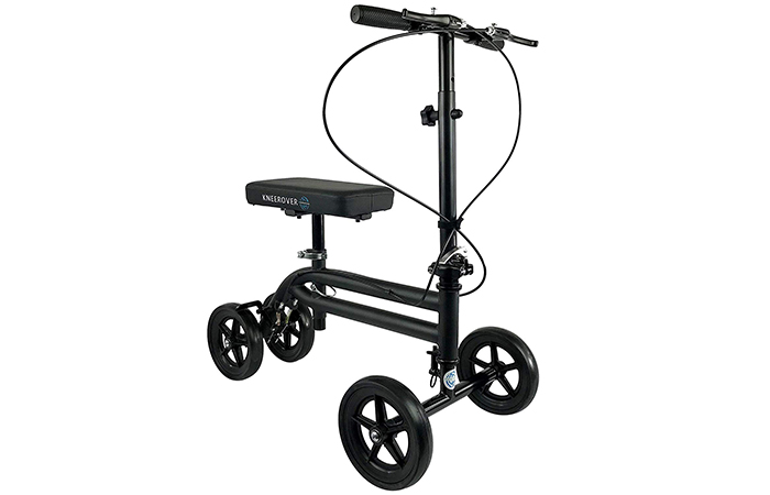 Knee Scooter With Best Brakes